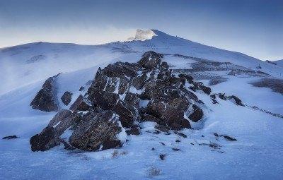 El Veleta, mi montaña polar ©2015 franMoreno