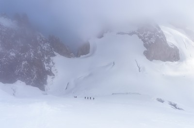 Cordada alpina ©2015 franMoreno