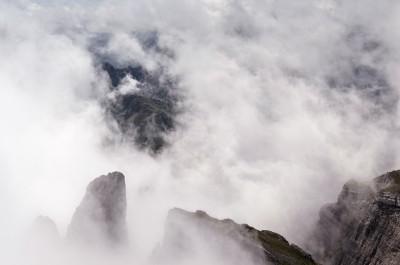 Nubes del Pirineo © 2015 franMoreno