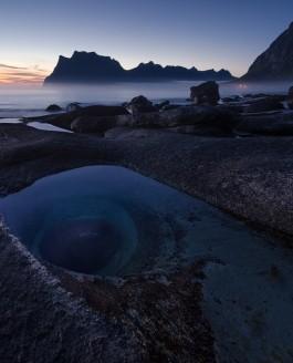 Uttakleiv beach – Islas Lofoten – Noruega