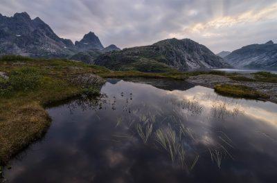 Solbjonrvatnet Lake © 2016 franMoreno