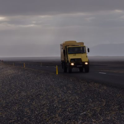 Ring road Iceland © 2017 franMoreno