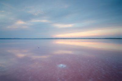 Laguna rosa de Torrevieja © 2018 franMoreno