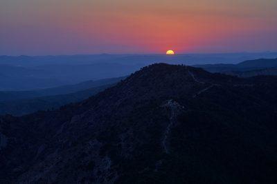 Maigmó Sunset © 2020 franMoreno