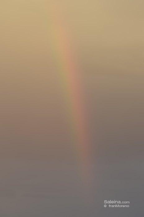 Arco Iris, una belleza efímera