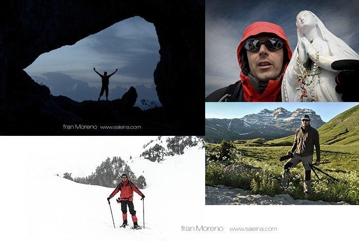 Audiovisual Mountain Lights